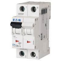 Wyłącznik nadprądowy 1P+N C 32A 6kA AC PL6-C16/1N 106034