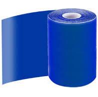 Taśma ostrzegawcza niebieska typ TO 40/0,50 68160/100m/