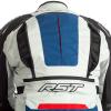 KURTKA TEKSTYLNA RST PRO SERIES ADVENTURE X CE ICE/BLUE/RED/BLACK M (2409)