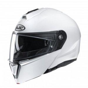 KASK HJC I90 PEARL WHITE XL