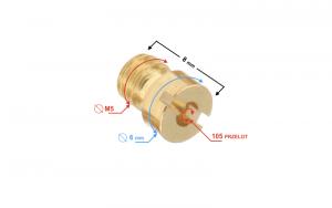 Dysze gaźnika M5 105