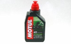 Olej silnikowy MOTUL Scooter 4T Expert 10W40 półsyntetyczny (1 litr)