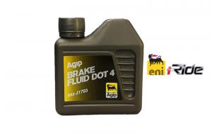 Płyn hamulcowy ENI Brake Fluid DOT 4 CTN 0,25 L