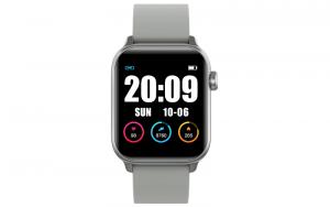 Smartwatch Rubicon RNCE56 srebrny
