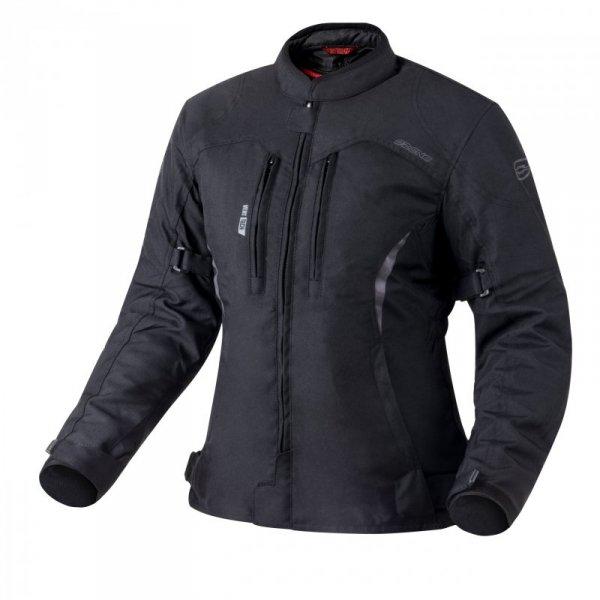 KURTKA TEKSTYLNA OZONE DELTA IV LADY BLACK D7XL