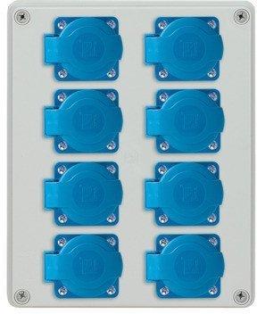 Rozdzielnica R-BOX 240 8x230V, IP44