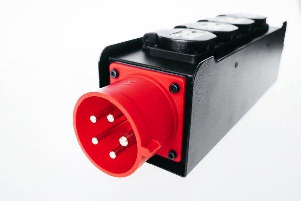Electricbox 3 fazowy 16A