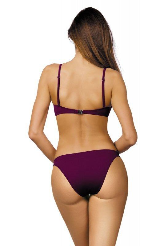 Kostium kąpielowy Brittany Magenta Purple M-393 (19)