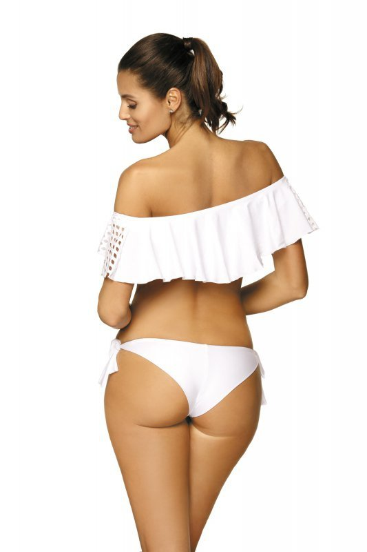 Kostium kąpielowy Carrie Bianco M-466 (1)