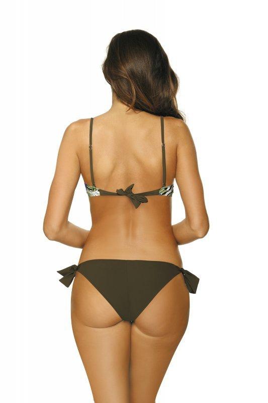 Kostium kąpielowy Becky Kaki M-482 (3)