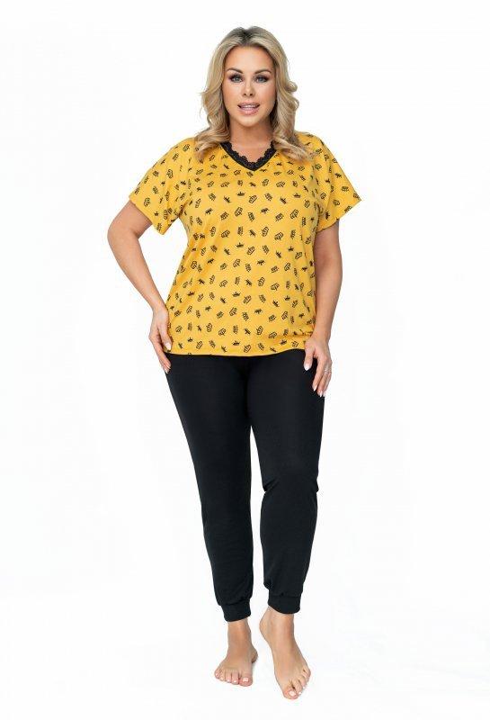 Piżama Queen Plus Size