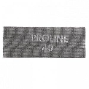 SIATKA ŚCIERNA 105*275 MM P80 PROLINE