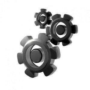 SZCZOTKI WĘGLOWE KPL. 2 SZT. NARZĘDZIE WIELOFUN.  OSCYLACYJNE TM300 (25) (6.0x8.5x12.5MM)