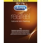 Durex Real Feel (1 op. / 16 szt.)