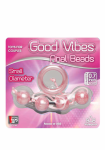 GOOD VIBES ANAL BEADS SMALL PINK