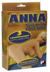 Lalka miłości - Anna Swedish