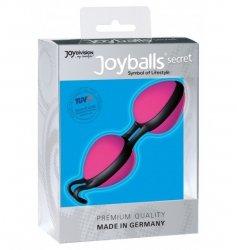 Joyballs Secret (róż/czerń)