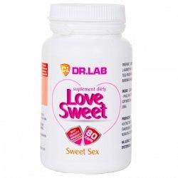 Love Sweet 80kaps poprawia smak zapach wydzieliny pochwy