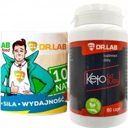 KETO FAT BURN 80kaps spalanie tłuszczu ketonowego
