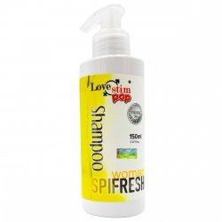 Stymulujący libido szampon intymny dla kobiet SPIFRESH