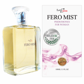 Fero Mist DAMSKIE WYRÓŻNIONE LAUREM PERFUMY +FEROMONY 100ml