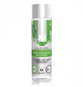 System JO All-in-One Sensual Massage Glide Cucumber 120 ml