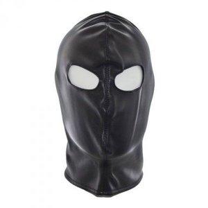 Maska-Bondage Only eyes Mask BLACK
