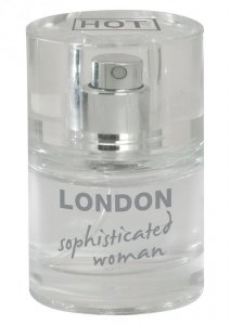 Feromony-HOT Pheromon Parfum LONDON sophisticated woman 30ml