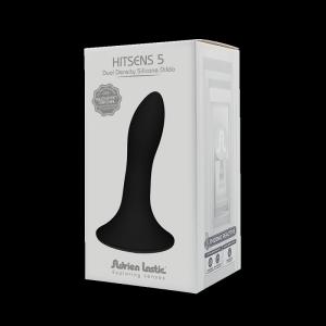Dildo-HITSENS 5 ( 5  ) Black