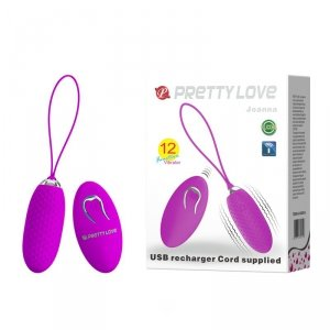 PRETTY LOVE - JOANNA, USB, 12 function