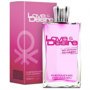 Feromony Love & Desire damskie 100ml
