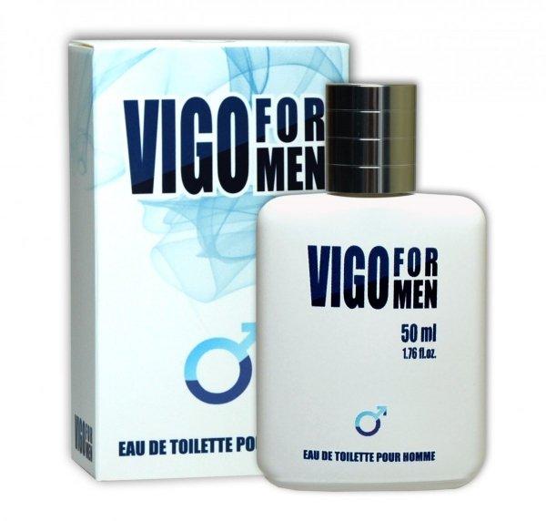 VIGO 50ml MĘSKIEGO ZAPACHU +MOCNE FEROMONY