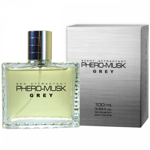 Grey Musc 100ml Nowoczesne męskie feromony zapachowe
