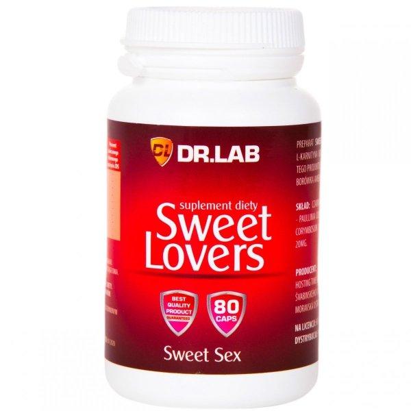 Sweet Lovers 80kaps poprawia smak i zapach spermy