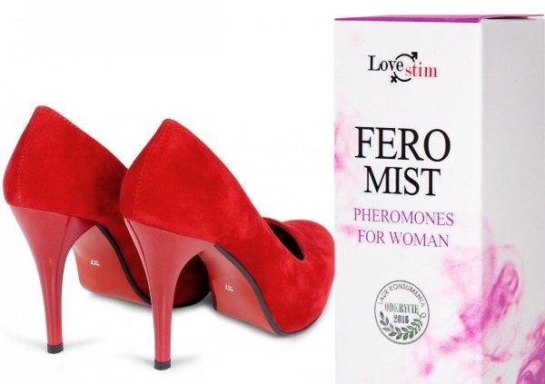 Fero Mist 55ml mocne zapachowe feromony dla kobiet
