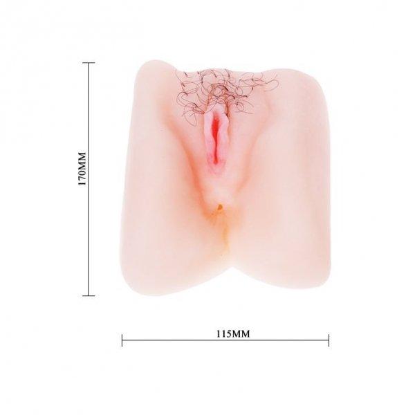 Doskonała anatomiczna cipka i odbyt z wibracjami i zarożcikiem