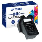 Tusz Zamiennik czarny do Canon 510 510XL MP240 MP250 MP260 MP270 MP280 MP480 iP2700 MX350 MX420 Canon PG-510 Black  - GP-C510XL BK