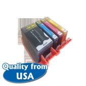 4x Tusz Zamiennik HP 934XL 935XL OfficeJet Pro 6230 6820 6830 - GP-H934XLCMYK ZESTAW