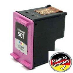 Tusz Zamiennik HP 901XL J4500, J4540, J4550, J4580, J4600, J4624, J4660, J4680 - GP-H901XLC Color