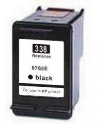Tusz Zamiennik czarny HP 338 - PSC 1510, 5740, 6540, C3180, 2575, H470 - GP-H338 Black