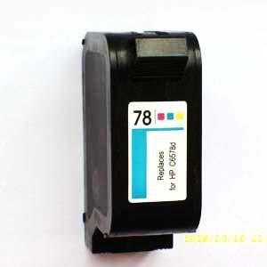 Tusz Zamiennik kolorowy do drukarki HP ( C6578D nr 78)