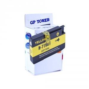 Zamiennik Tusz do HP 711XL DesignJet T120 T150 T520 Yellow