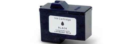 Tusz Zamiennik czarny do drukarki Lexmark X5150, X6150 ( 18L0032 nr 82)