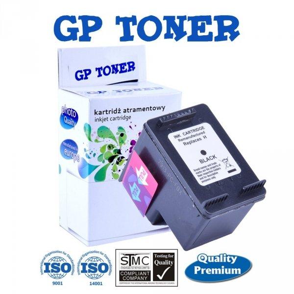 Tusz Zamiennik do HP 703 DeskJet K109a K209a K510 D730 F735 - GP-H703BK Czarny
