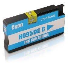Tusz Zamiennik HP 951XL OfficeJet Pro 251 276 8100 8600 - GP-H951XLC Cyan