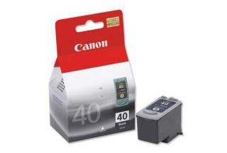 Tusz Canon Pixma iP1200/1600/1900/2200, MP150/160/170/180/220/450, Fax-JX 200/500 - PG-40 Black