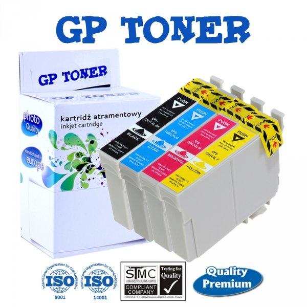 Tusze Zamiennik Epson T2996 XP-235, XP-335, XP-435 - GP-E2996 ZESTAW