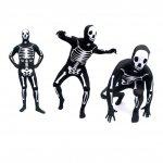Szkielet - kostiumu karnawałowy - rozmiar M