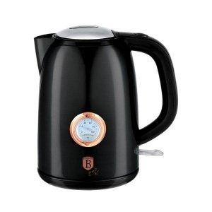CZAJNIK ELEKTR. 1.7L Z TERMOMETREM BERLINGER HAUS BLACK ROSE BH-9077