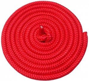 Skakanka gimnastyczna - 3 m, czerwona